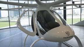 Taxi volant : Volocopter, Airbus et Safran vont participer à l'essor d'une filière en France
