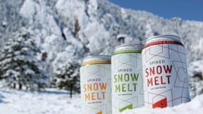 L'eau pétillante alcoolisée Snowmelt va-telle plaire?