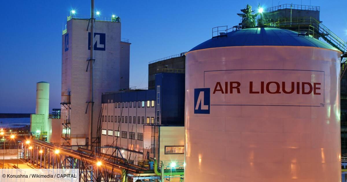Avec H2V Normandy, Air liquide vise la production d'hydrogène renouvelable à grande échelle