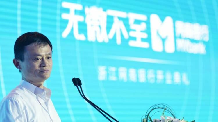 Jack Ma, le fondateur d'Alibaba, réapparaît dans une vidéo