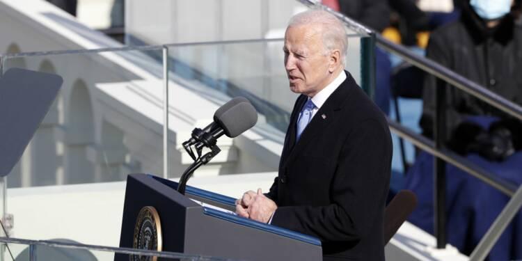 C'est officiel, Joe Biden est devenu le 46e président des États-Unis