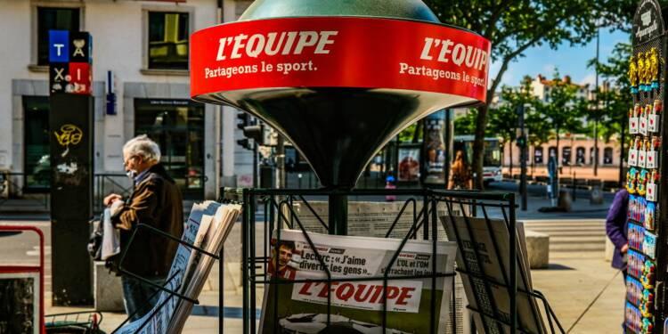 La grève est suspendue, L'Équipe en kiosque ce samedi