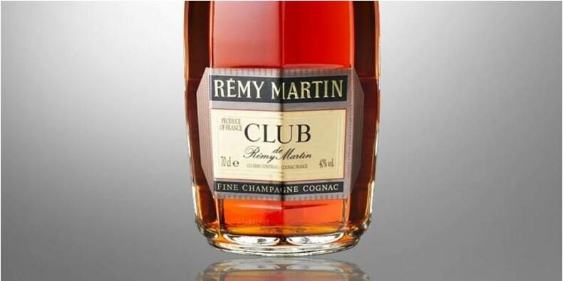 Remy Cointreau profite du bond des ventes de cognac en Chine et aux Etats-Unis