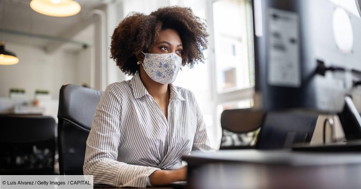 Covid-19 : les masques artisanaux bientôt bannis au travail