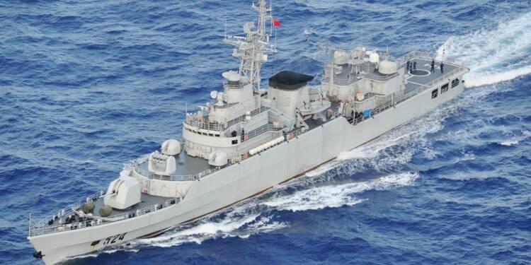 La marine chinoise inquiète New Delhi en renforçant sa présence dans l'océan Indien