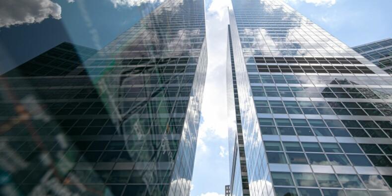 Le salaire du patron de Goldman Sachs considérablement revu à la baisse