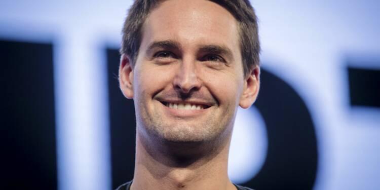 Le patron de Snapchat s'offre un hôtel particulier à Paris