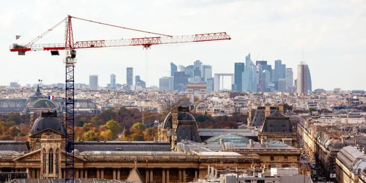 Immobilier : ce recul inquiétant des constructions de logements neufs en France