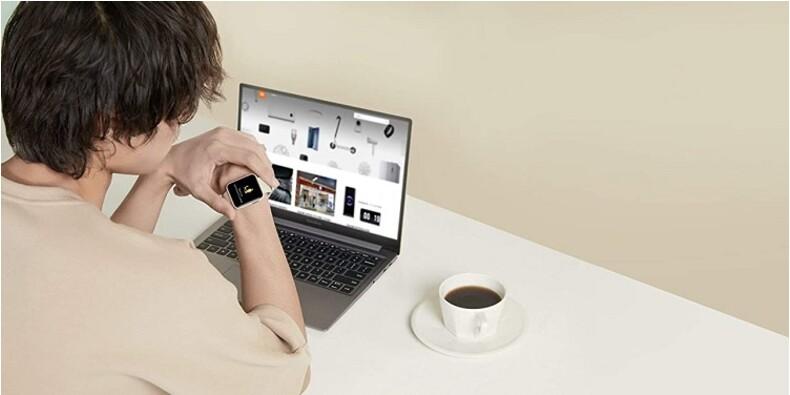 Soldes Amazon : La montre Xiaomi Mi Watch Lite à nouveau en promotion
