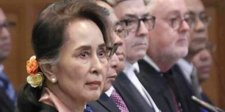 L'armée prend le pouvoir en Birmanie, Aung San Suu Kyi arrêtée !