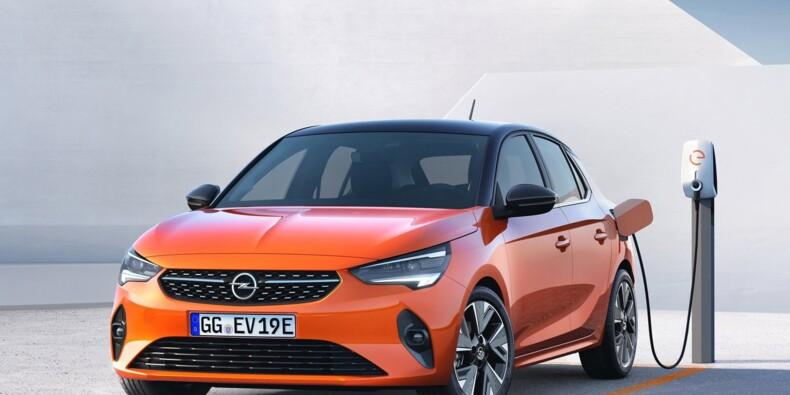 Opel va devenir 100 % électrique