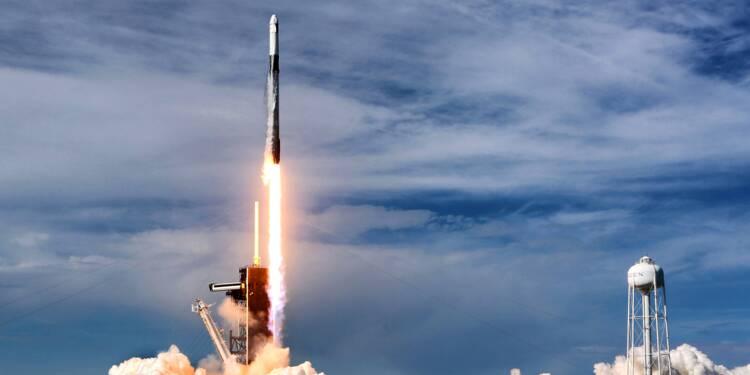 SpaceX : Elon Musk veut lancer la première mission de tourisme spatial avant fin 2021
