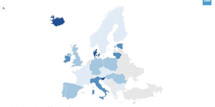 Vaccin : la France est encore plus en retard sur la seconde dose que sur la première