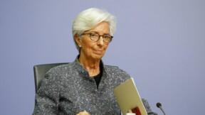 Christine Lagarde balaye la possibilité d'effacer la dette publique malgré la crise