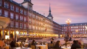 Les touristes français se ruent à Madrid où les bars et restaurants sont ouverts