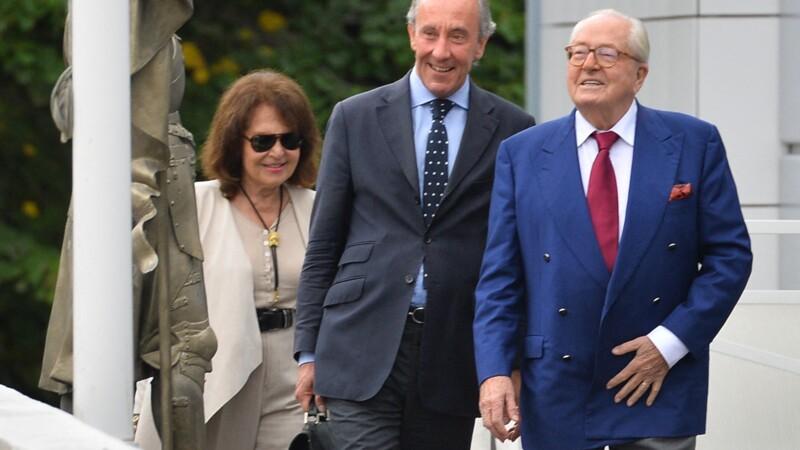 Les époux Le Pen limitent la casse face au fisc, qui leur réclamait 300.000 euros