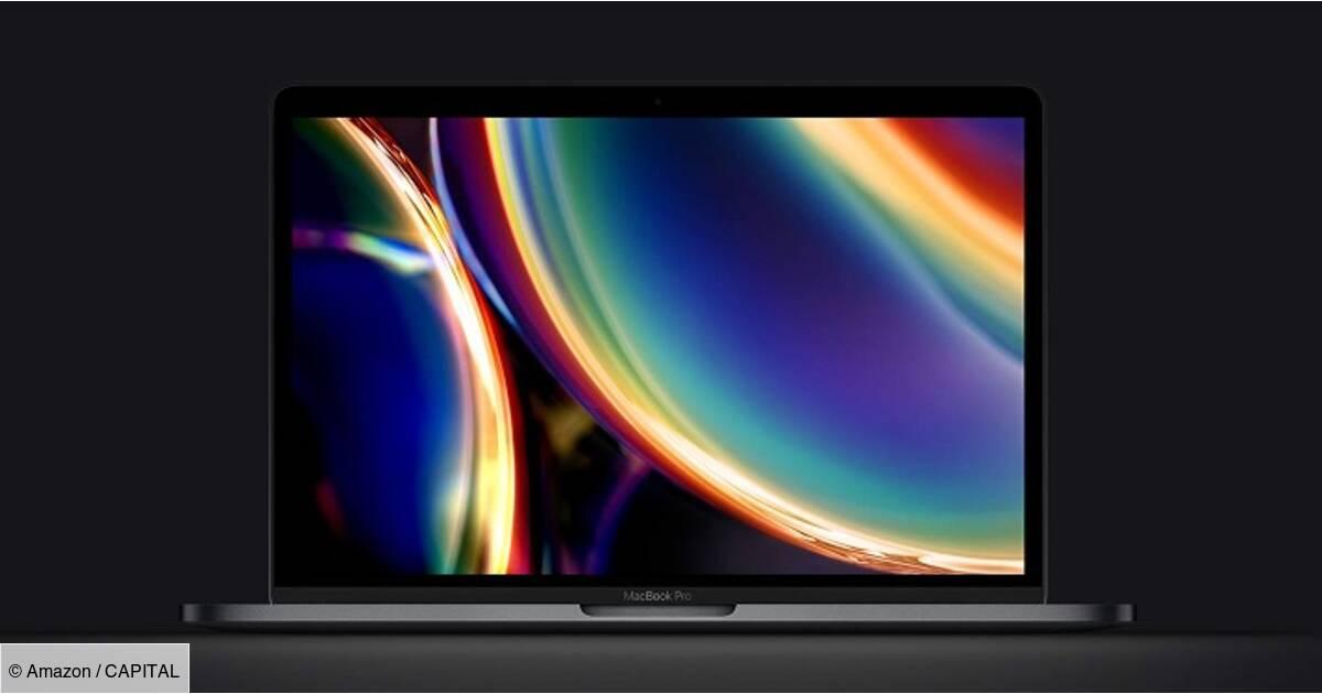 Soldes Amazon : 16% de remise sur le MacBook Pro 13 pouces d'Apple