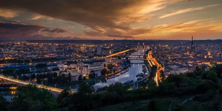 Rouen : la construction d'une autoroute de contournement en passe d'être abandonnée ?