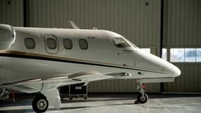 Atterrissage mouvementé d'un avion au Bourget