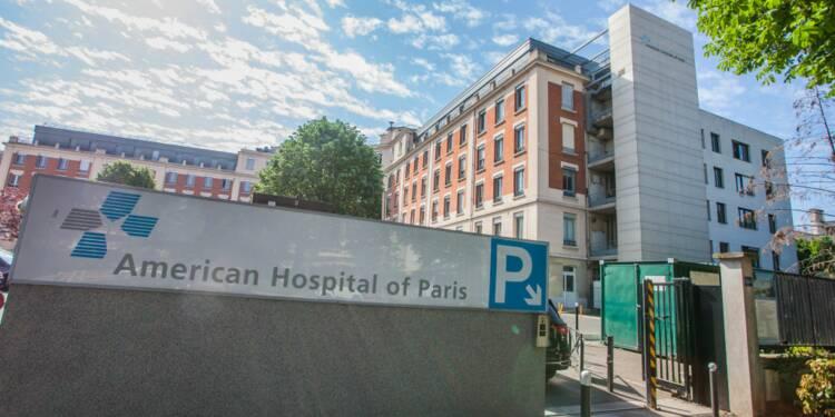 """Vaccin : des """"doses VIP"""" administrées à l'hôpital américain de Neuilly ?"""