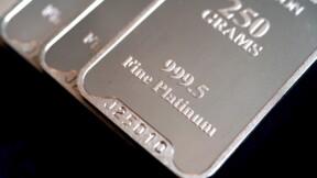 Le platine devrait poursuivre son envolée, selon UBS
