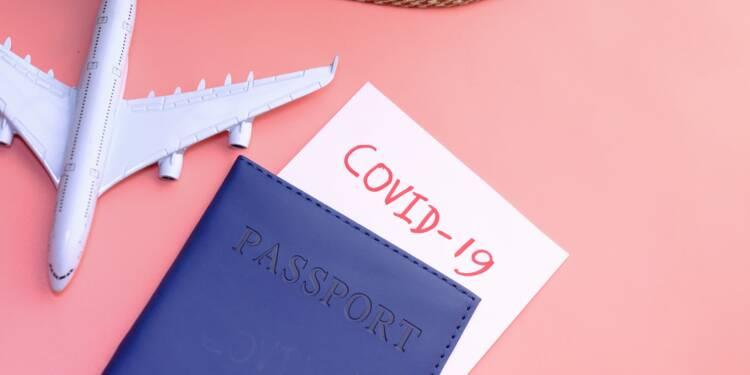 """Passeport sanitaire : """"Ce serait comme le passeport classique, si vous n'en avez pas, vous ne voyagez pas"""""""
