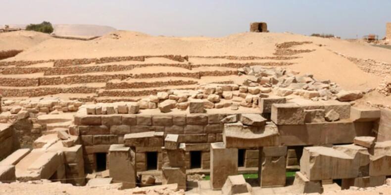 Nouvelle étonnante découverte en Egypte