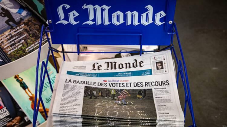 """Les actionnaires du """"Monde"""" s'affrontent devant les tribunaux"""