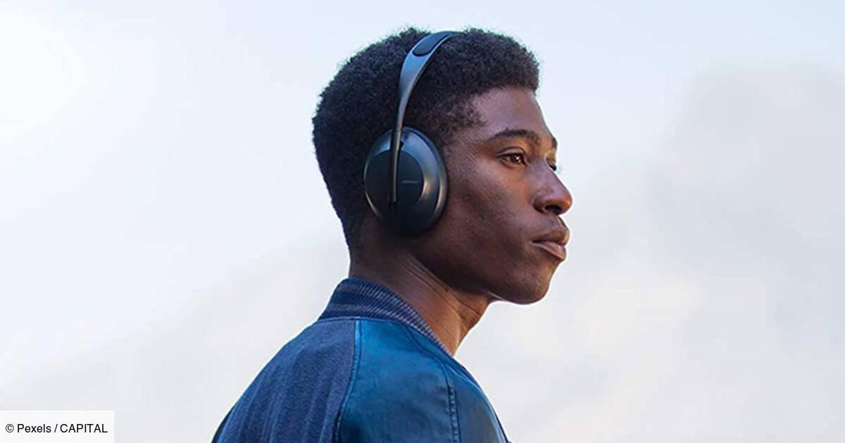 Amazon : -22% sur le casque Bose Noise Cancelling Headphones 700
