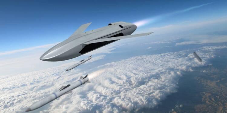 Le Longshot, nouveau drone chasseur d'avions de l'US Air Force