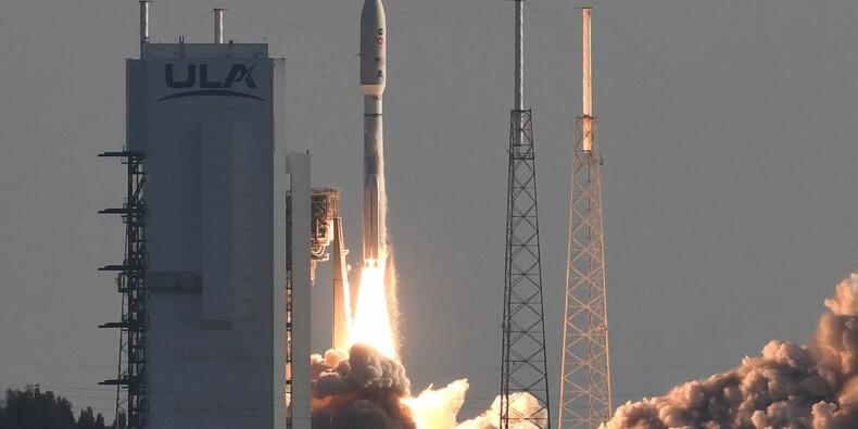 Le rover Perseverance a atterri avec succès sur Mars