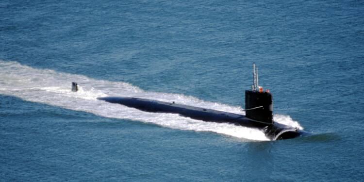 """En 2035, la France comptera quatre nouveaux sous-marins nucléaires, discrets """"comme un banc de crevettes"""""""
