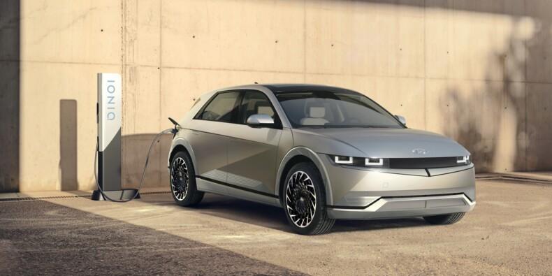 Hyundai dévoile la Ioniq 5, un SUV électrique fort en style