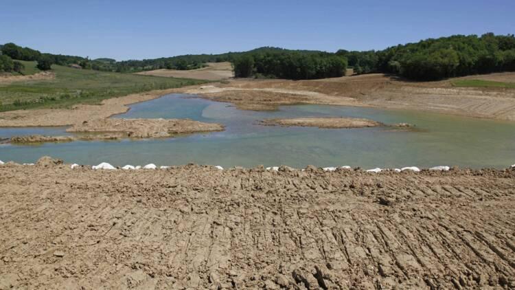Lot-et-Garonne : un lac jugé illégal