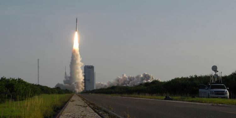 La Nasa diffuse les images de l'atterrissage de Perseverance sur Mars, du son enregistré pour la première fois