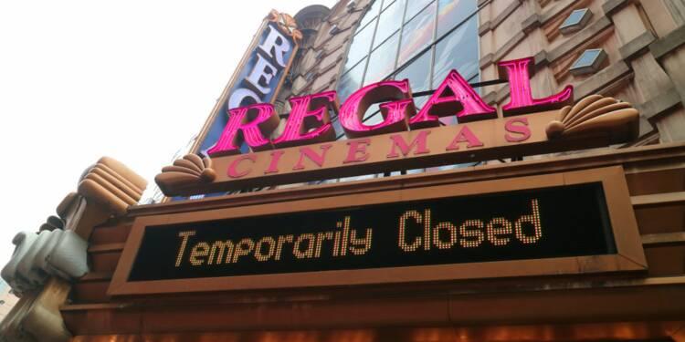 Les cinémas rouvrent à New York pour la première fois depuis un an