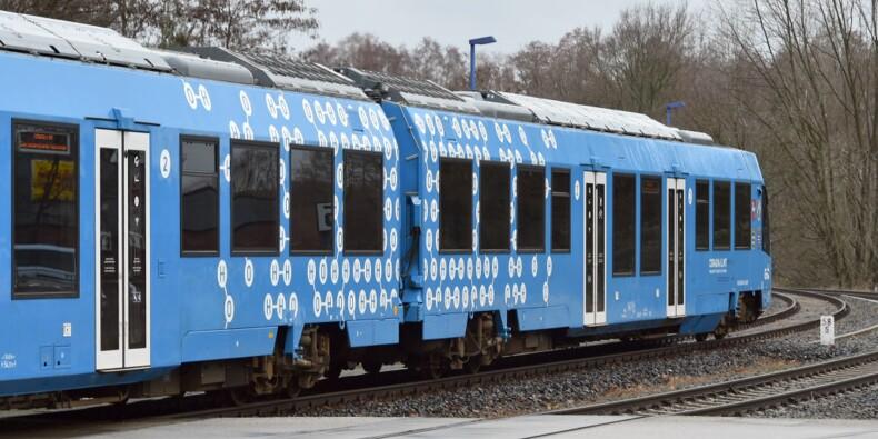 La région Centre-Val de Loire va expérimenter le train à hydrogène en septembre