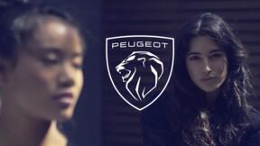 Peugeot dévoile son nouveau logo