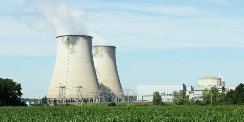 """""""Nous croyons au nucléaire"""", une énergie qui """"a de l'avenir en France"""", selon Bruno Le Maire"""