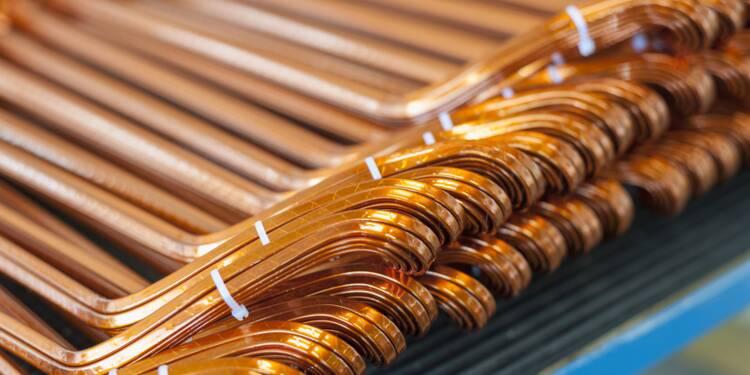 Cuivre, nickel, platine… ces métaux qui flambent depuis le début de l'année