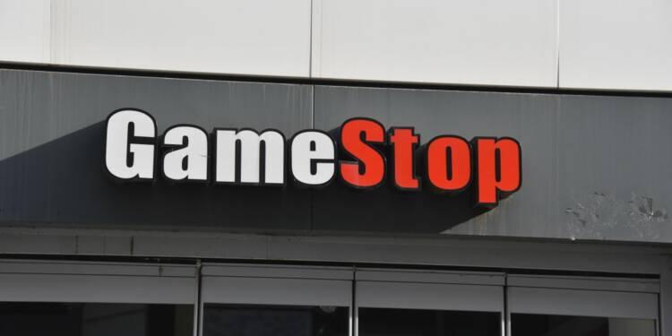 L'action de GameStop connaît un nouveau rebond