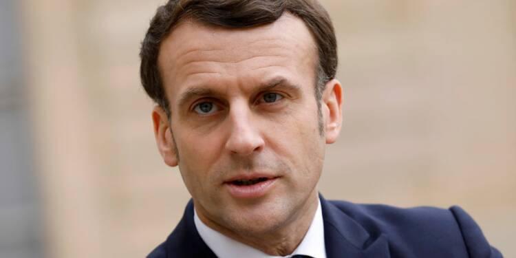 """Emmanuel Macron veut mettre en place un """"pass sanitaire"""""""