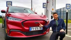 Essai de la Ford Mach-E, la Mustang 100% électrique