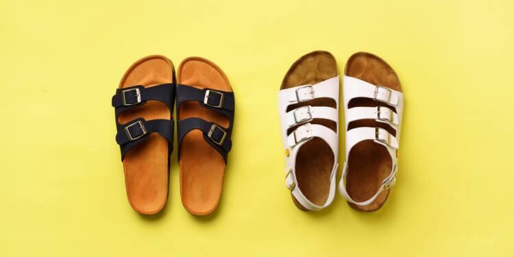 Les célèbres sandales allemandes Birkenstock deviennent françaises