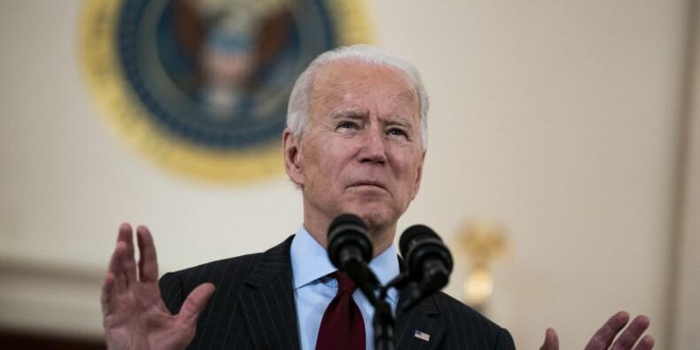 Le plan de relance à 1.900 milliards de dollars de Joe Biden passe une étape décisive
