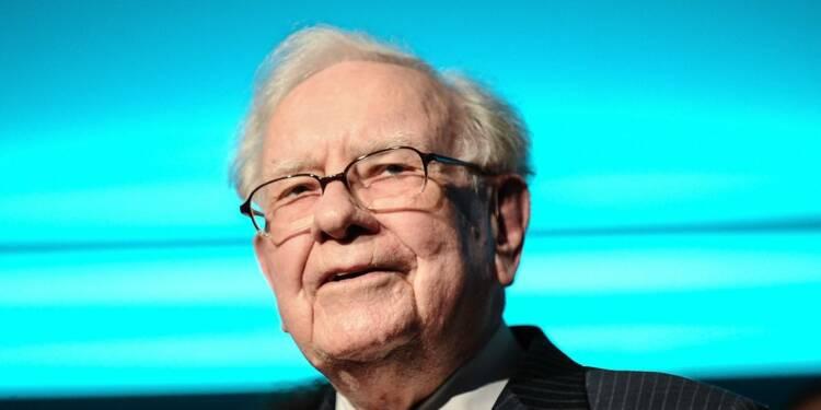 La fortune de Warren Buffett franchit un nouveau cap