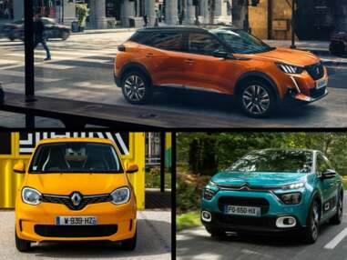 Les 10 voitures les plus vendues en France en février