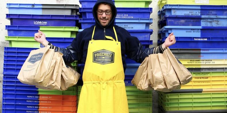 Du matériel de cuisine recyclé, des produits de la mer en circuit court... les start-up à suivre
