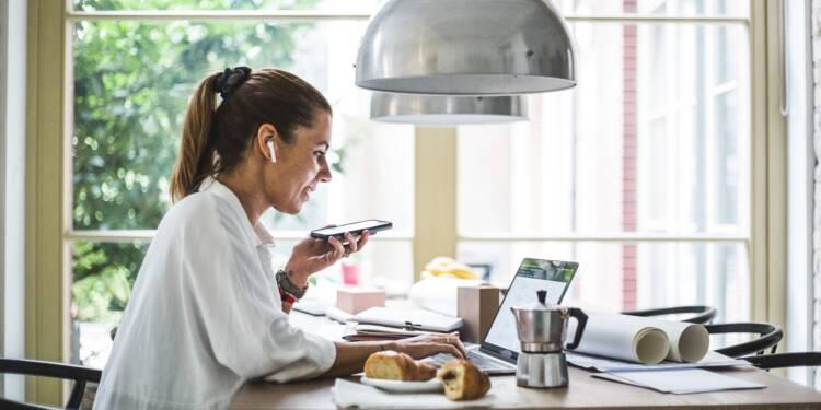 Impôt sur le revenu : les frais professionnels engagés en 2020 pour le télétravail sont exonérés