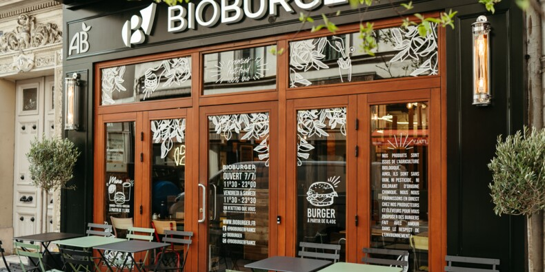Bioburger fait le pari d'allier fast food et bio, et ça marche!